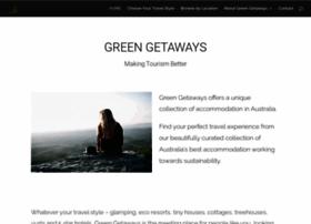 greengetawaysaustralia.com.au