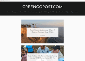 greengopost.com