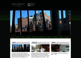 greengroup.johnshopkins.edu
