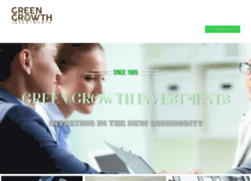 greengrowthinvestments.com