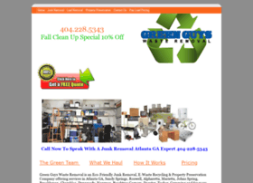 greenguyswasteremoval.com