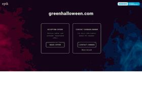 greenhalloween.com