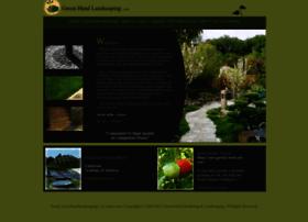greenhandlandscaping.com