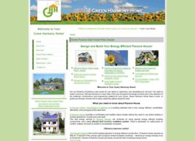 greenharmonyhome.com