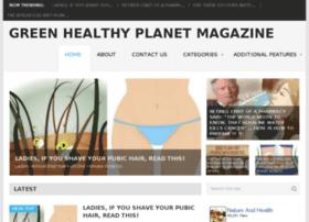 greenhealthyplanet.net