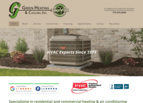 greenheatingandcooling.com