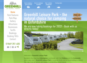 greenhill-leisure-park.co.uk