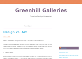 greenhillgalleriesadelaide.com.au