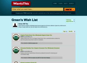 greenhilltea.wantsthis.com