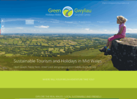 greenholidaysinwales.co.uk