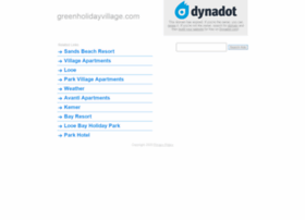 greenholidayvillage.com