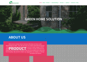 greenhomesolution.in