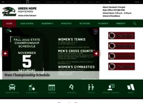 greenhopehigh.wcpss.net