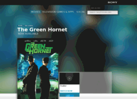 greenhornetmovie.com