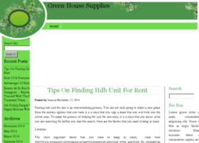 greenhouse-supplies.com