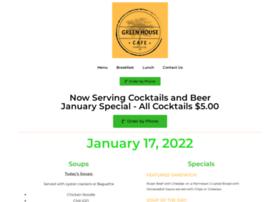 greenhousecafetc.com