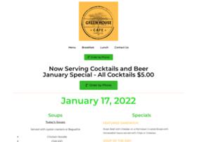 greenhousecafetc.com