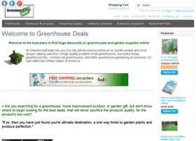 greenhousedeals.net