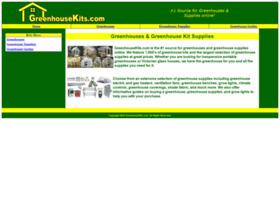 greenhousekits.com