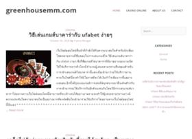greenhousemm.com