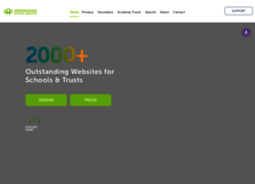greenhouseschoolwebsites.co.uk