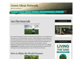 greenideasnetwork.org