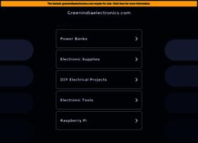 greenindiaelectronics.com