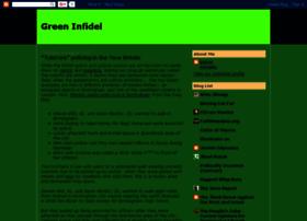greeninfidel.blogspot.com
