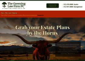greeninglawfirm.com