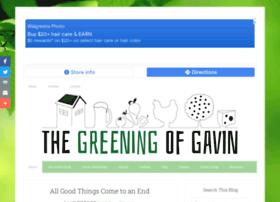 greeningofgavin.com
