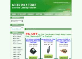 greeninktoner.ca