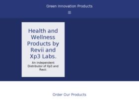 greeninnovationproducts.com