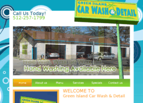 greenislandcarwash.com