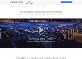 greenjeans.ongooglesolutions.com