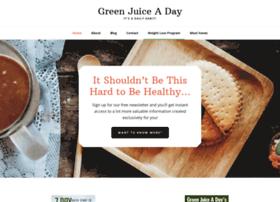 greenjuiceaday.com