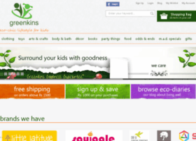 greenkins.com