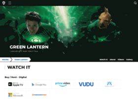 greenlanternmovie.warnerbros.com