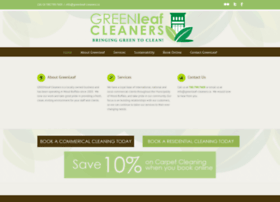 greenleaf-cleaners.ca