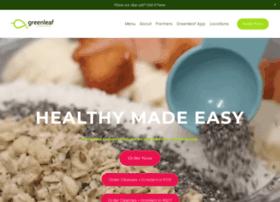 greenleafjuice.com