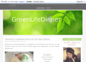 greenlifedinner.blogspot.de