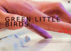greenlittlebirds.co.uk