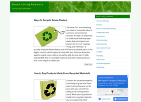 greenlivinganswers.com