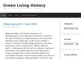 greenlivinghistory.com