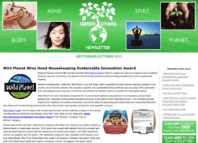 greenlivingnewsletter.com