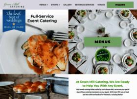 greenmillcatering.com