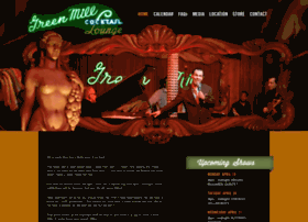 greenmilljazz.com