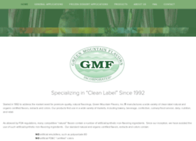 greenmountainflavors.com