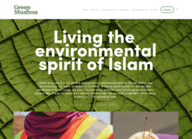greenmuslims.org