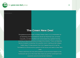 greennewdealgroup.org