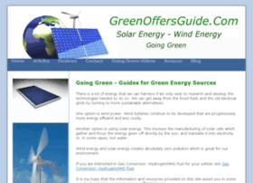 greenoffersguide.com